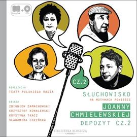 Depozyt (cz 1 i 2) - Joanna Chmielewska