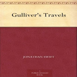 Audiobook Gulivers Travells  - autor Jonathan Swift