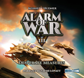 Audiobook Alarm of War, Book III: Desperate Measures  - autor Kennedy Hudner   - czyta Sachi Lovatt
