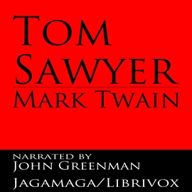 Audiobook Adventures of Tom Sawyer  - autor Mark Twain