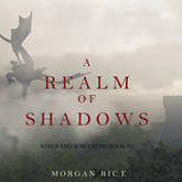 Audiobook A Realm of Shadows (Kings and Sorcerers - Book Five)  - autor Morgan Rice   - czyta Wayne Farrell