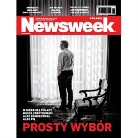 Audiobook Newsweek do słuchania nr 21 z 18.05.2015  - autor Newsweek   - czyta Wojciech Chorąży