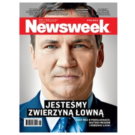 Audiobook Newsweek do słuchania nr 29 z 14.07.2014  - autor Newsweek   - czyta Wojciech Chorąży