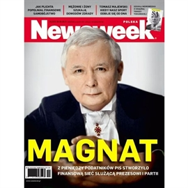 Audiobook Newsweek do słuchania nr 34 - 20.08.2012  - autor Newsweek   - czyta Janusz Zadura