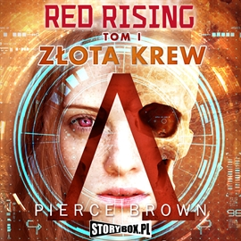 Audiobook Red Rising  - autor Pierce Brown   - czyta Roch Siemianowski