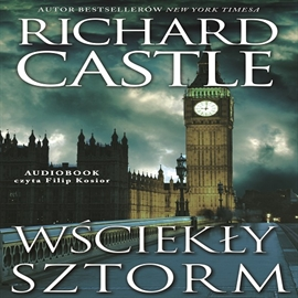 Audiobook Wściekły sztorm (Tom II)  - autor Richard Castle   - czyta Filip Kosior