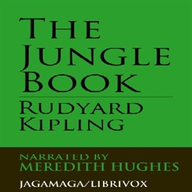 Audiobook Jungle Book  - autor Rudyard Kipling