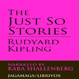 Audiobook Just So Stories  - autor Rudyard Kipling