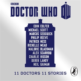 Audiobook Doctor Who: 11 Doctors, 11 stories  - autor various authors   - czyta various readers