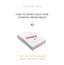 Audiobook HOW TO EFFECTIVELY TAME COMPANY RECEIVABLES  - autor Vladimir John   - czyta zespół aktorów