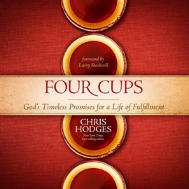 Ljudbok Four Cups  - författare Brandon Batchelar   - läser Chris Hodges