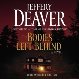Ljudbok The Bodies Left Behind (abridged)  - författare Jeffery Deaver   - läser Holter Graham