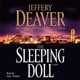 Ljudbok The Sleeping Doll  - författare Jeffery Deaver   - läser Anne Twomey