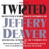 Ljudbok Twisted  - författare Jeffery Deaver   - läser Boyd Gaines