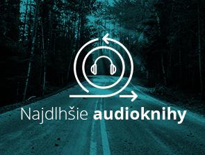 Najdlhšie audioknihy