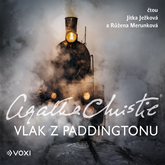 Audiokniha Vlak z Paddingtonu  - autor Agatha Christie   - interpret skupina hercov