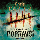 Audiokniha Popravčí  - autor Chris Carter   - interpret Jakub Saic