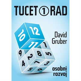 Audiokniha Tucet rad 1  - autor David Gruber   - interpret David Gruber
