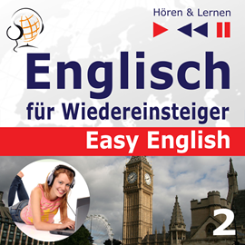 Audiokniha Easy English 2: Unser Alltag  - autor Dorota Guzik   - interpret skupina hercov