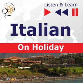 Audiokniha Italian on Holiday: In vacanza  - autor Dorota Guzik   - interpret skupina hercov