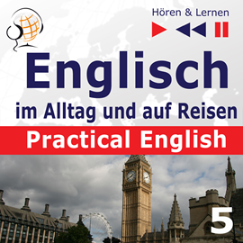 Audiokniha Practical English 5: Im Urlaub  - autor Dorota Guzik   - interpret skupina hercov