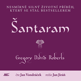 Audiokniha Šantaram  - autor Gregory David Roberts   - interpret Jan Vondráček