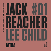 Audiokniha Jack Reacher: Jatka  - autor Lee Child   - interpret Vasil Fridrich