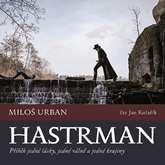 Audiokniha Hastrman  - autor Miloš Urban   - interpret Jan Kolařík