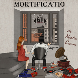 Audiokniha Mortificatio  - autor Nigredo   - interpret Martin Čevora