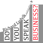 Audiokniha Do you speak business?  - autor Richard Ludvík   - interpret Richard Ludvík