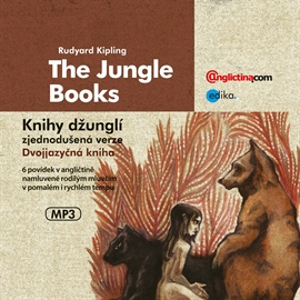 Audiokniha The Jungle Books  - autor Rudyard Kipling   - interpret Karl Prater