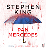 Audiokniha Pan Mercedes  - autor Stephen King   - interpret skupina hercov