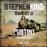 Audiokniha Pustiny  - autor Stephen King   - interpret Libor Terš