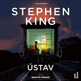 Audiokniha Ústav  - autor Stephen King   - interpret Martin Preiss