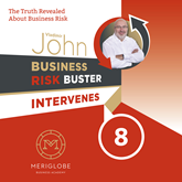 Audiokniha Business Risk Buster Intervenes 8  - autor Vladimír John   - interpret skupina hercov