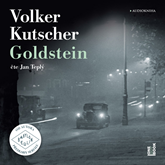 Audiokniha Goldstein  - autor Volker Kutscher   - interpret Jan Teplý