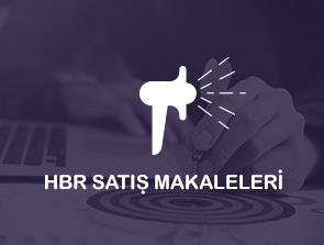 HBR Satış Makaleleri