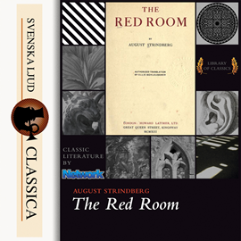 Sesli kitap The Red Room  - yazar August Strindberg   - seslendiren William Peck