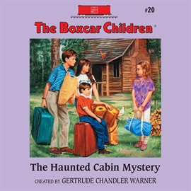 Sesli kitap The Haunted Cabin Mystery  - yazar Aimee Lilly   - seslendiren Gertrude Warner