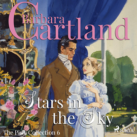 Sesli kitap Stars in the Sky (The Pink Collection 6)  - yazar Barbara Cartland   - seslendiren Anthony Wren