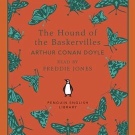 Sesli kitap The Hound of the Baskervilles  - yazar Arthur Conan Doyle   - seslendiren Freddie Jones