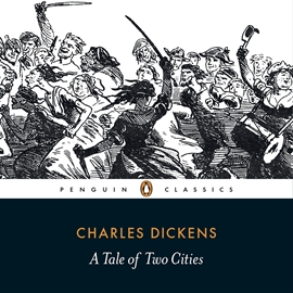 Sesli kitap A Tale of Two Cities  - yazar Dickens Charles   - seslendiren Ian Richardson