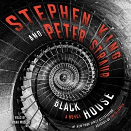 Sesli kitap Black House  - yazar Stephen King