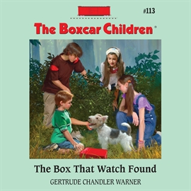 Sesli kitap The Box That Watch Found  - yazar Tim Gregory   - seslendiren Gertrude Warner