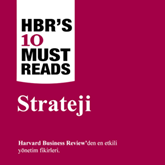 Sesli kitap Strateji  - yazar Harvard Business Review   - seslendiren Sedat Beriş