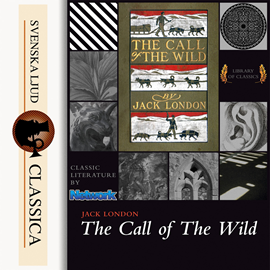 Sesli kitap The Call of the Wild  - yazar Jack London   - seslendiren Mark F Smith