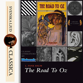 Sesli kitap The Road to Oz  - yazar L. Frank Baum   - seslendiren Phil Chenevert