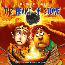 Sesli kitap The Heart of Stone - The Fate of the Elves 2  - yazar Peter Gotthardt   - seslendiren Jed Odermatt