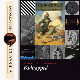 Sesli kitap Kidnapped  - yazar Robert Louis Stevenson   - seslendiren Mark F Smith
