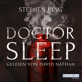 Sesli kitap Doctor Sleep   - yazar Stephen King   - seslendiren David Nathan